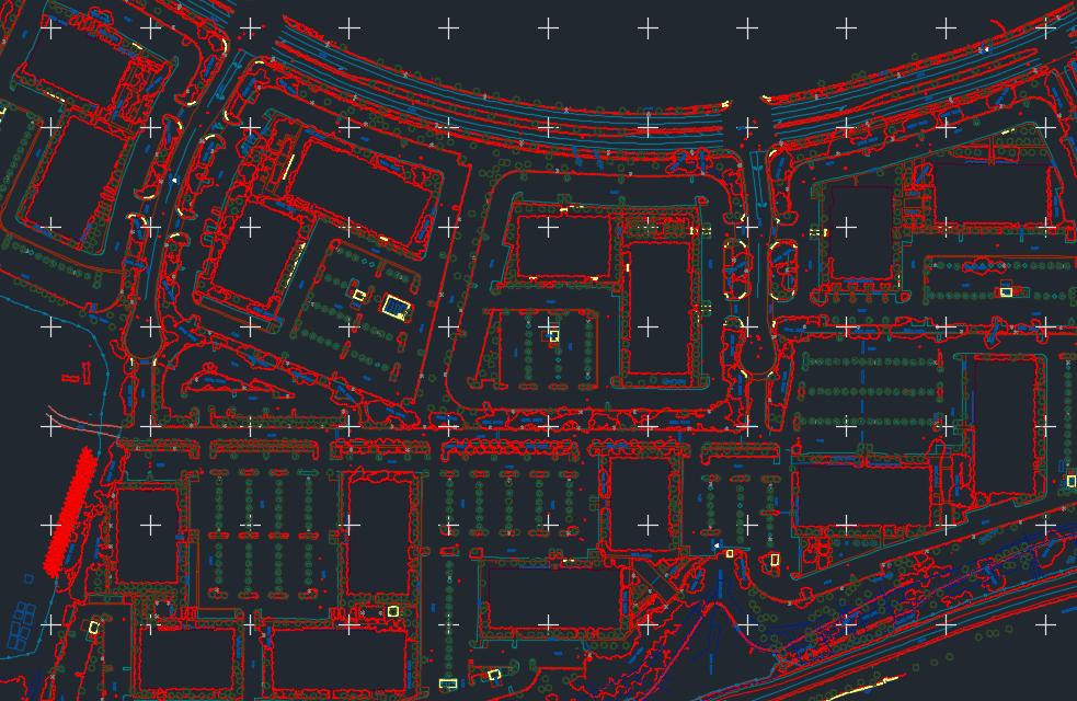 Planimetric Maps