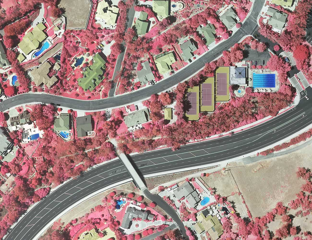3-inch, 6-inch, or 1 foot Pixel Orthophotography
